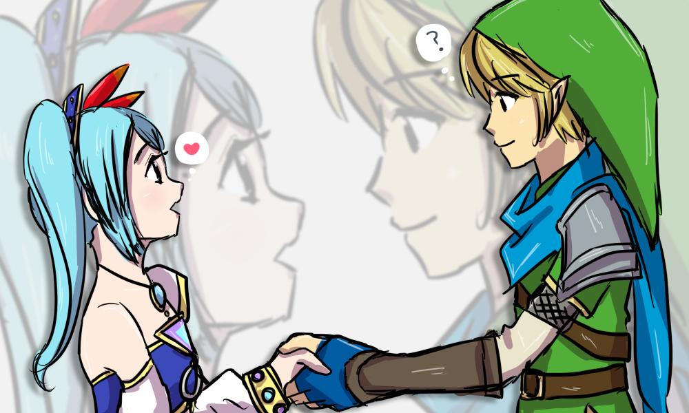 ゼルダ無双Switchのラナに愛の手を