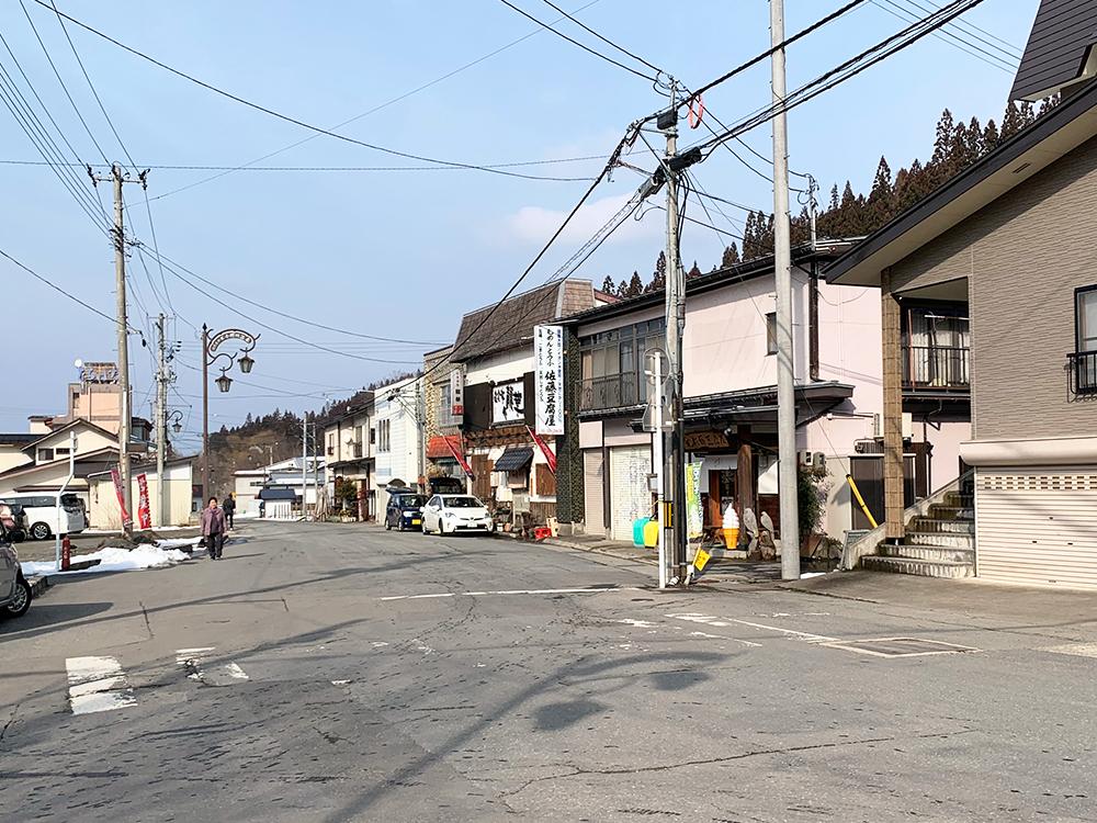 小野川温泉街7