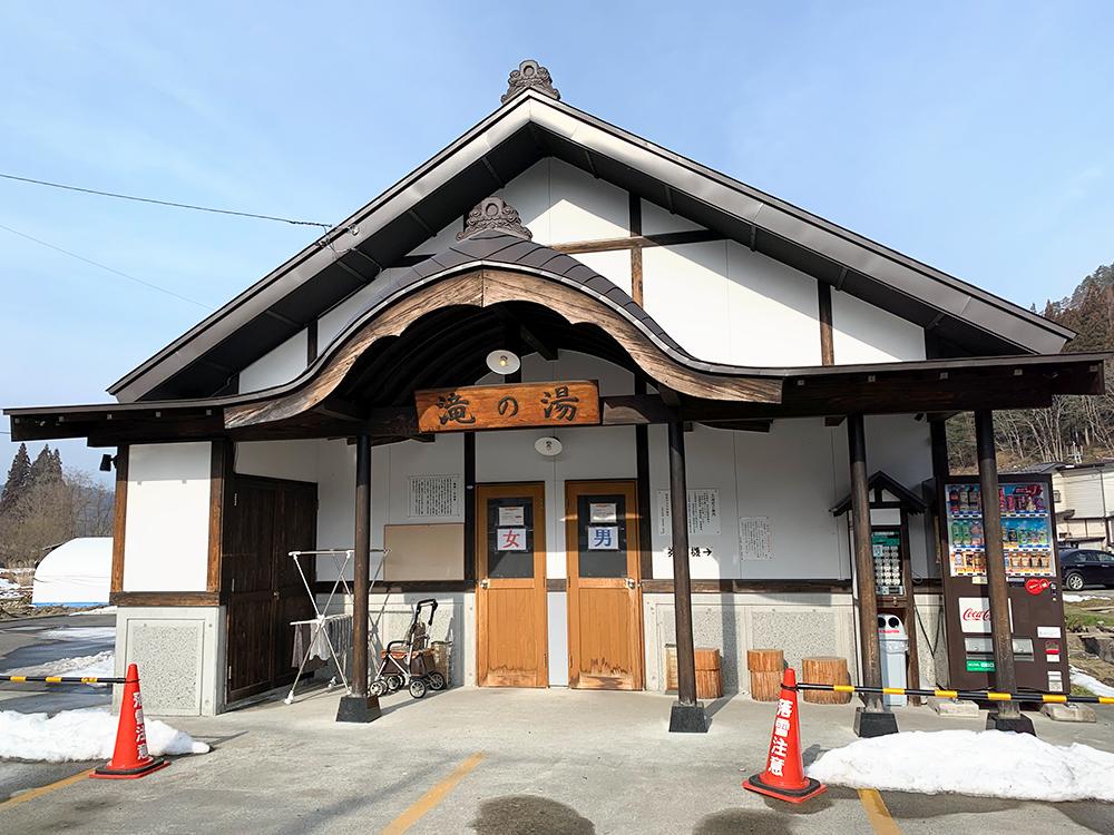 小野川温泉街9