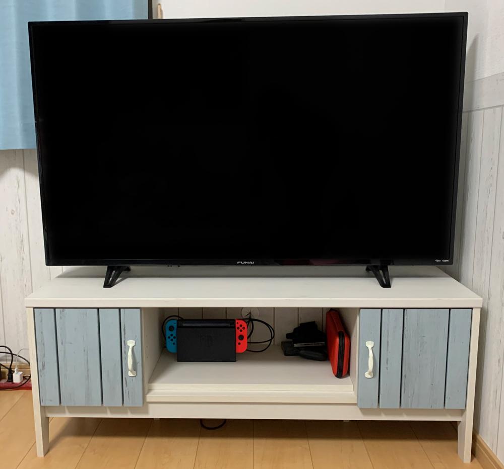ニトリのテレビ台2