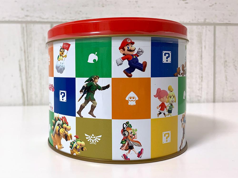 Nintendo TOKYOグッズ_チョコレートクランチ
