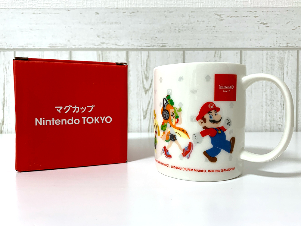 Nintendo TOKYOグッズ_マグカップ