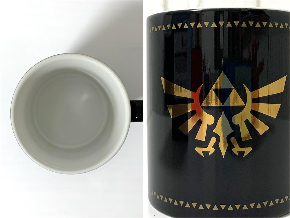 Nintendo TOKYOグッズ_ゼルダの伝説マグカップ