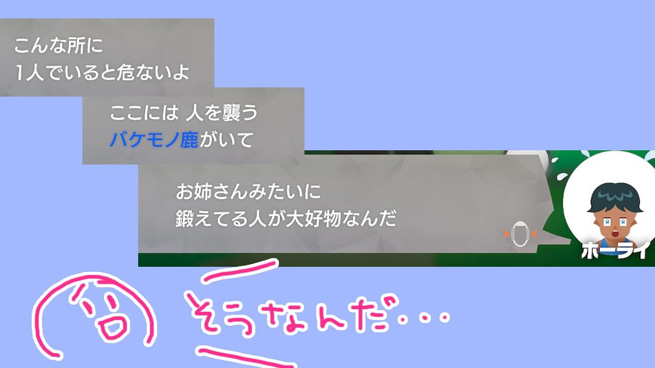 リングフィットアドベンチャー筋トレ記8_ホーライ君との出会い