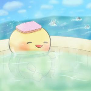ウェスパ椿山の温泉は最高でした