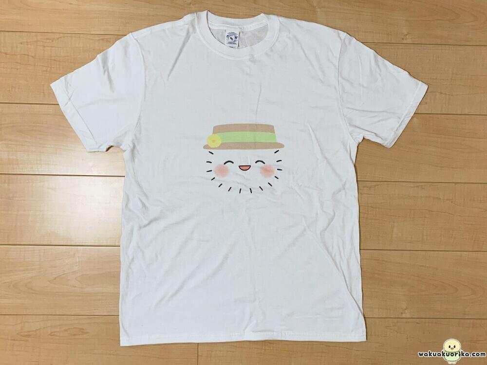 わたげTシャツ